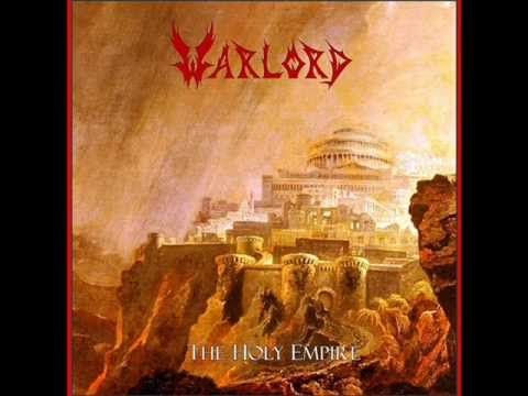 WARLORD   70,000 Sorrows     THE HOLY EMPIRE  2013