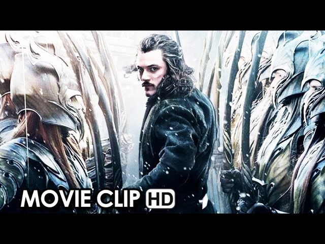 The Hobbit: The Battle of the Five Armies Movie CLIP 'The Dwarves Are Out Of Time' (2014) HD