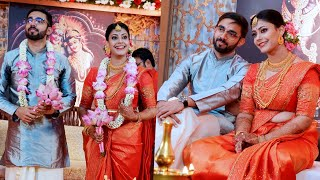 Parvathy Nambiar Wedding Full Video | Actress Parvathy Nambiar Marriage with Vinit Menon