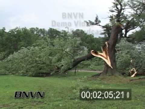 5/24/2004 Northwestern MO storm damage aftermath