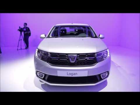 Renault (Dacia) Logan 2017: facelift - detalhes internos e externos - www.car.blog.br