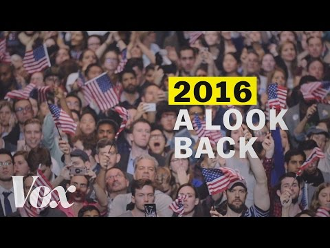 2016, in 5 minutes