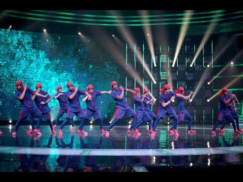 Aa Re Pritam Pyaare | Kings United | Dance Champions | Star Plus | Kings United | (Clean mix)