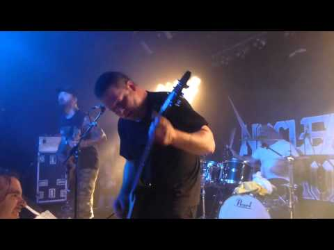 Nuclear Assault - New Song (Live in Vienna, Austria 2015)