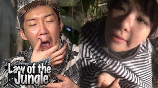 Download Lagu Seul Gi is Pretty With Chacoal on Her Face! [Law of the Jungle Ep 323] Gratis STAFABAND