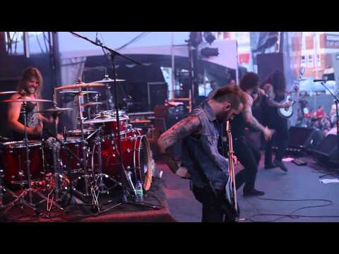 As I Lay Dying - Forever (Live @ D-Tox Rockfest 2012)