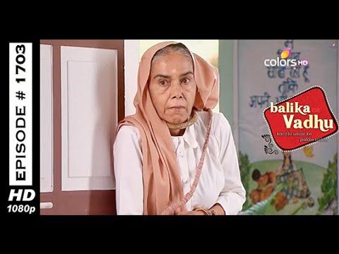 Balika Vadhu - बालिका वधु - 3rd October 2014 - Full Episode (hd) video