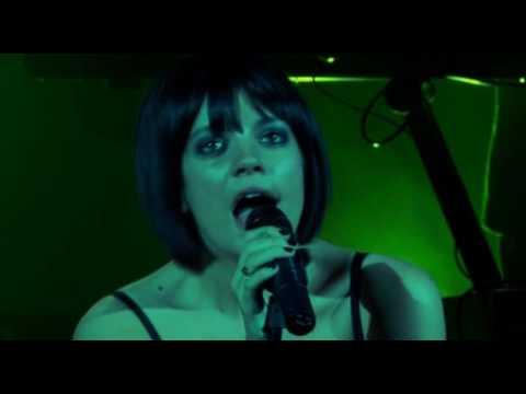 Lily Allen - Him (Live @ London)