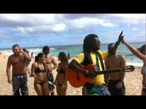 Blaze - Blaze My Way - Official Music Video    (filmed in Hawaii)