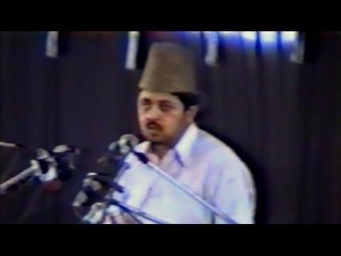 Allama Fazil Hussain Alvi Of Faisalabad | Majlis-e-aza At Rattian Syedan, Sialkot video