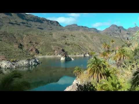 SPAIN Santa Lucia & Risco Blanco, Gran Canaria (hd-video)