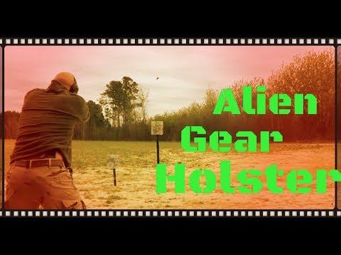 Alien Gear Holsters Hybrid Holster Review (HD)