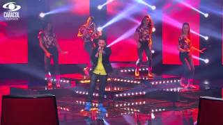 Luisito canto 'El doctorado' – LVK Colombia – Shows en vivo – T1