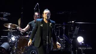 U2 Belfast Get Out Of Your Own Way 2018-10-27 - U2gigs.com