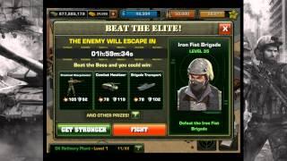 Modern War by GREE: Epic Boss - Iron Fist Brigade