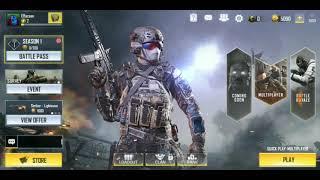 Call of Duty Mobile en Motorola G6 descargar 👍💪