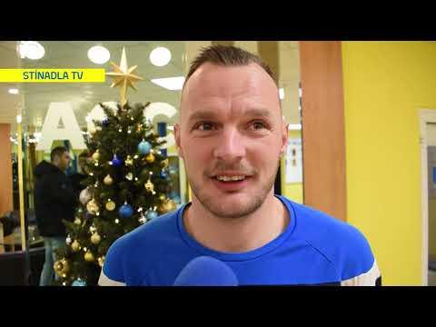 Rozhovory před ukáním v Plzni (11.12.2019)