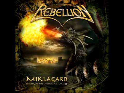 Rebellion - God Of Thunder