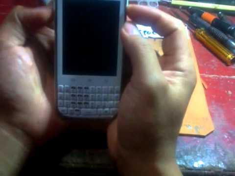 Hard Reset Samsung Galaxy Chat