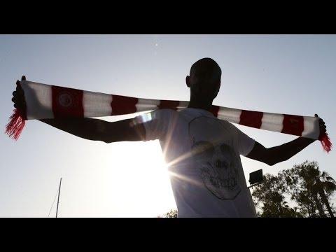 Ο Ερίκ Αμπιντάλ στον Ολυμπιακό μας! / Eric Abidal signs with Olympiacos FC!