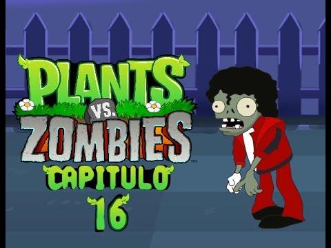 La aventura de Plantas vs Zombies 16
