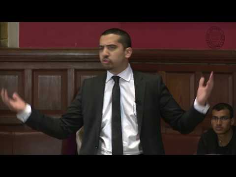Mehdi Hasan | Islam Is A Peaceful Religion | Oxford Union video