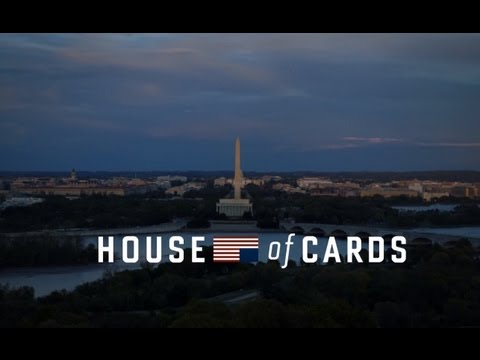 House of Cards (2013) Intro and Theme