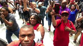 The Chosen Few House Music At Daley Plaza Wednesday June 6th 2018;