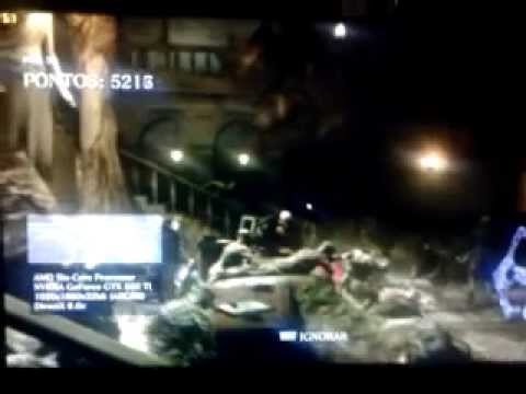 Bench Resident Evil 6 Phenom x6 3,6 ghz SLI gtx 560 ti fpb