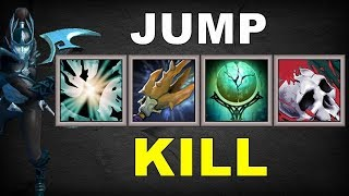 Jump Phantom Assassin Jump | Dota 2 Ability Draft