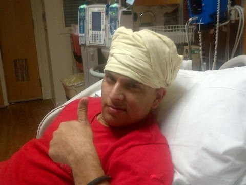 Yuvraj Singh During his Cancer Treatment..LEAKED PHOTOS !!