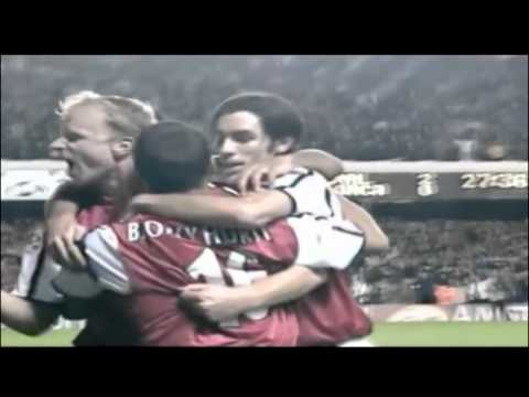 Tribute To Dennis Bergkamp - The IceMan