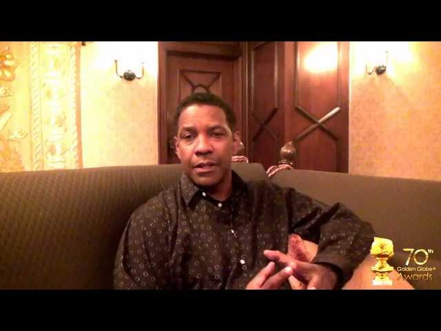DENZEL WASHINGTON:BECOMING A PILOT FOR 'FLIGHT'