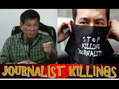 MAYOR DUTERTE SINABON ANG MEDIA: JOURNALIST ARE NOT EXEMPTED FROM ASSASSINATION