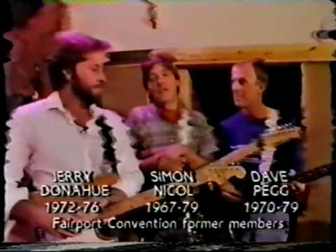 Fairport Convention : Cropredy 1985 feature