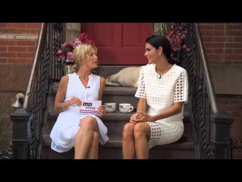 Talk Stoop featuring Angie Harmon