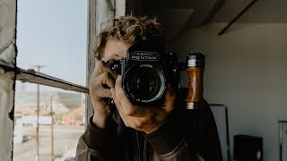 Film Photography with Sam Elkins