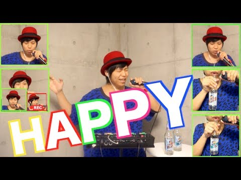 Happy Beatbox - Daichi (pharrell Cover) video