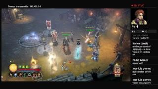 Diablo 3 - S14 Gr 133 test new record 2 player
