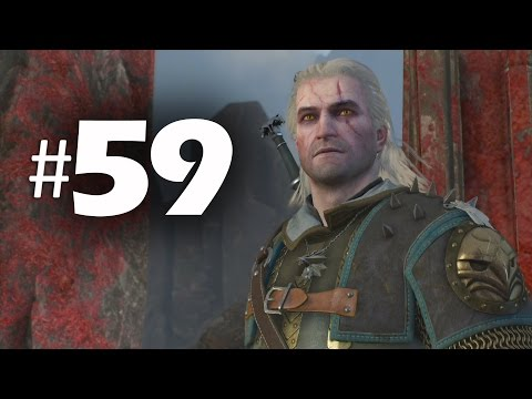 The Witcher 3 Wild Hunt Part 59 - World Travel - Gameplay Walkthrough PS4