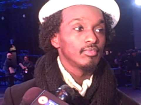 War child: K'naan uses rap to rise above Somalia strife - Worldnews 