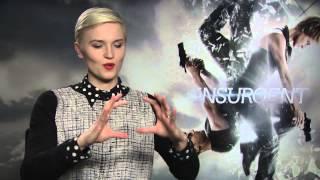 Insurgent - Veronica Roth interview