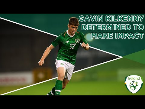 #IRLU21 INTERVIEW | Gavin Kilkenny determined to make U-21 impact