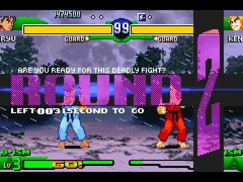 Street Fighter Alpha 3 - Street Fighter Alpha 3 Playthrough - User video