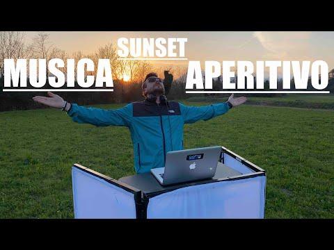 MUSICA Aperitivo SUNSET 2021/Happy Hour Music Chillout Avicii, Robin Schulz, Felix Lost Frequencies