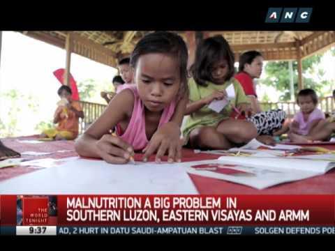 Survey: Filipino children's malnutrition worsened