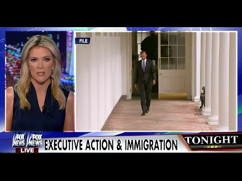 • Obama Admits Executive Order on Immigration is Unconstitutional • Kelly File •11/14/14 •