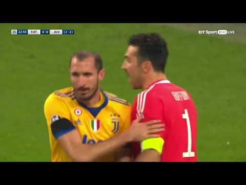 Tottenham-Juventus 1-2 - All Goals and Highlights HD - 07/03/2018