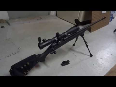 Savage 10 FCP-K .308 Review