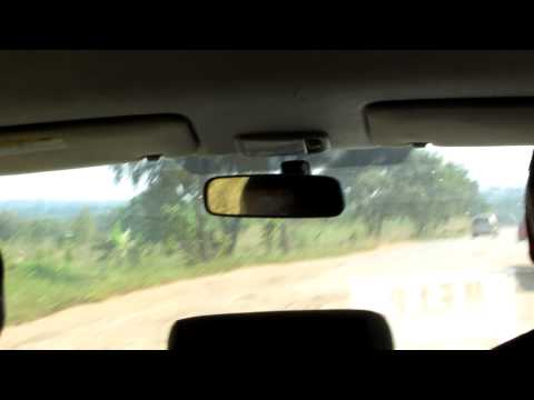 Traveling Nigerian Roads